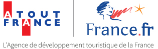 LOGO ATOUT FRANCE AGREMENT ESCAL ATOUT FRANCE DEVELOPPEMENT TOURISTIQUE