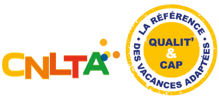 LOGO CNLTA REFERENCE QAULITE DES VACANCES ADAPTEES