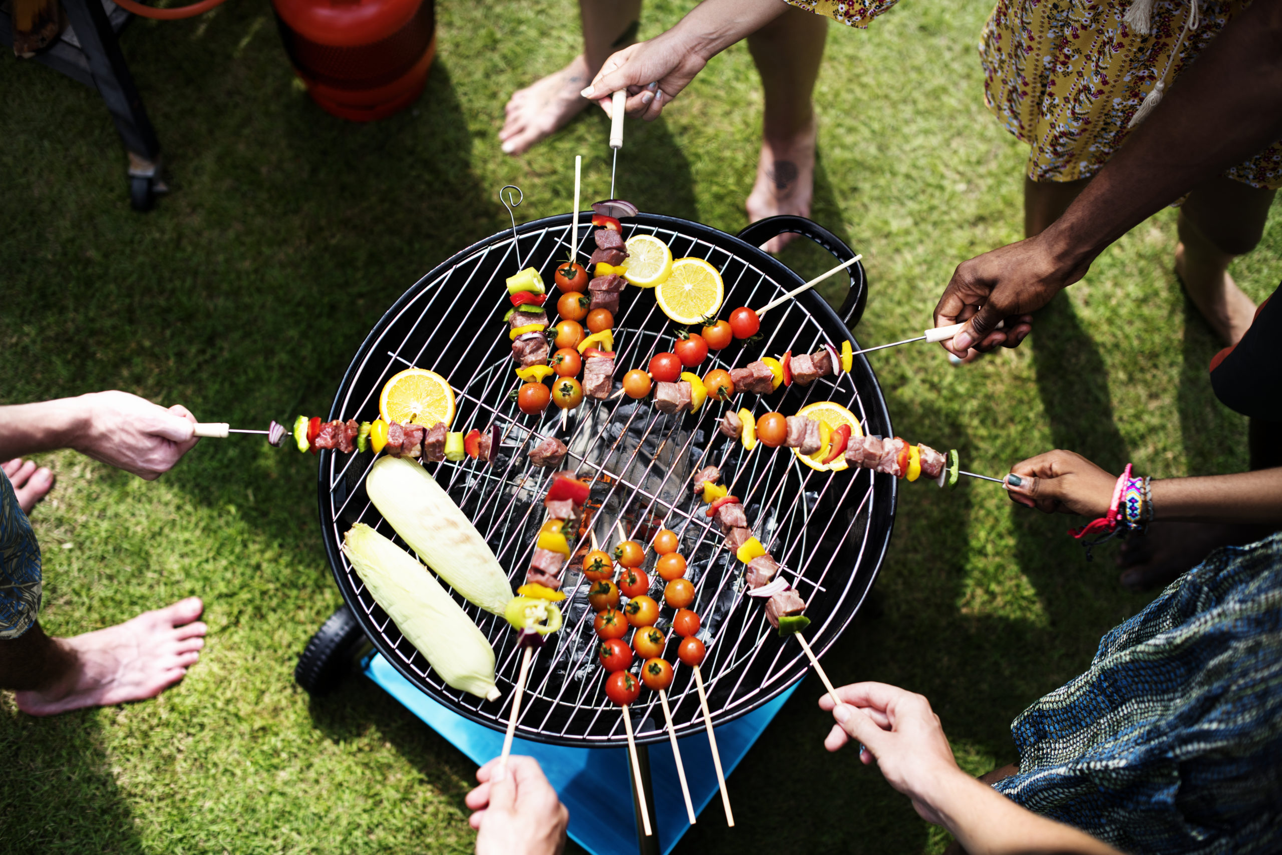 WEEKEND PENTECOTE BARBECUE PARTY GRILLADES